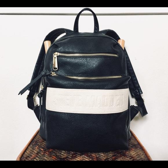 56d914b44c Steve Madden backpack  shoulder bag  carry sack. M 5bd21c1ac9bf5024840bbef3